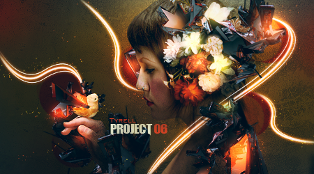 Project 06 by Tyrell-ACE