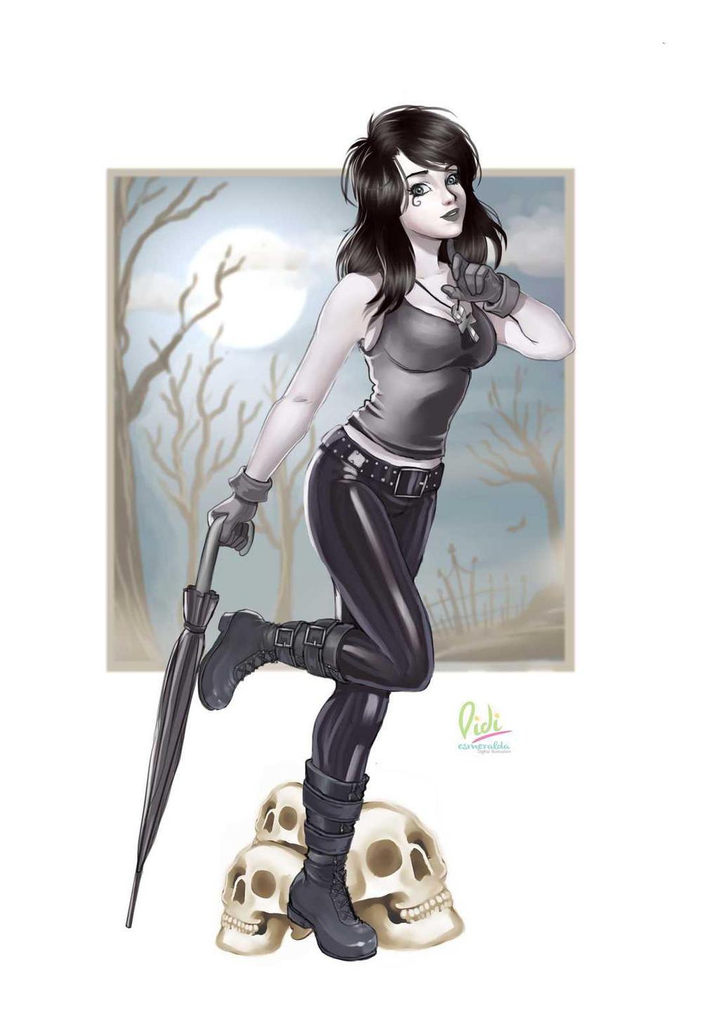Death by Didi-Esmeralda by cerebus873