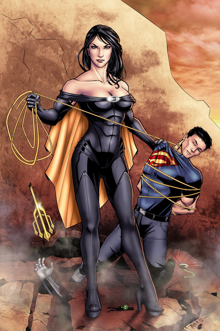 Crime Syndicate Superwoman