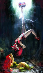 Harley Quinn by soniamatas