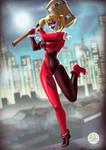 Harley Quinn By Didi-esmeralda by cerebus873