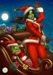 Merry Christmas by Didi-Esmeralda