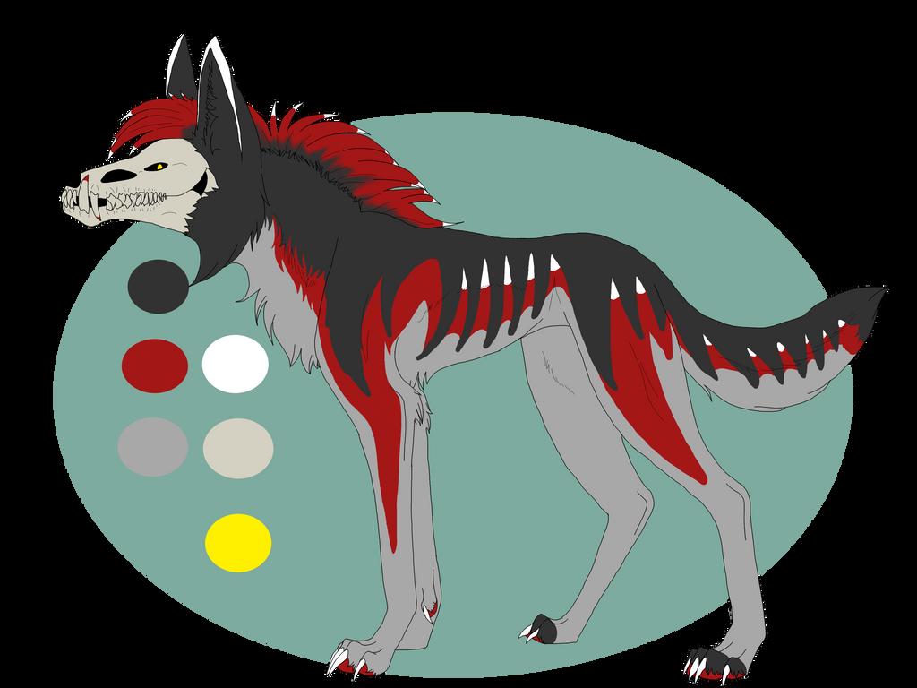 Crimsonnwolf adopt by Toastpocalypse