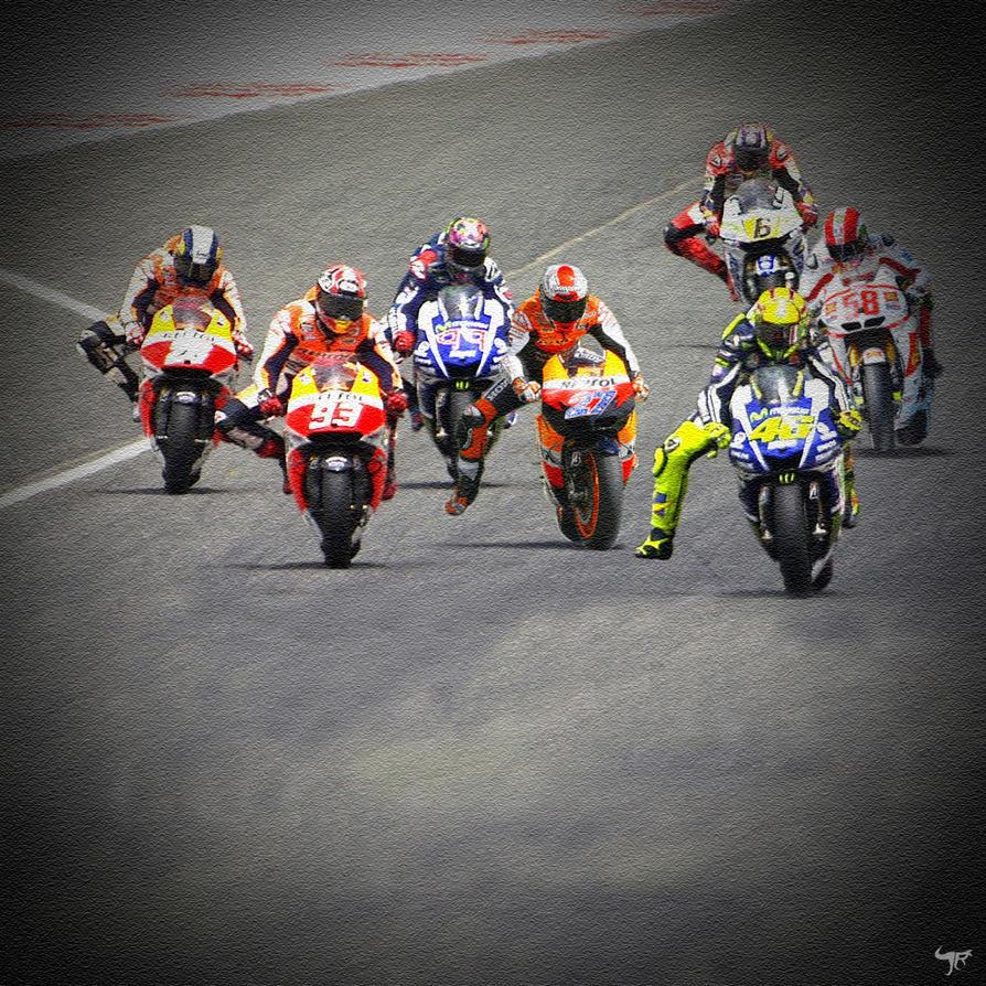 MotoGP Legends Wallpaper (2) By JayRekers On DeviantArt