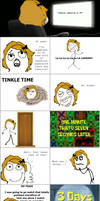 Attention Span  **RAGEcomic** by MamaGizzy