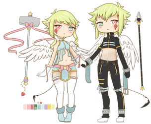 Sibling Couple Succupid Incupids