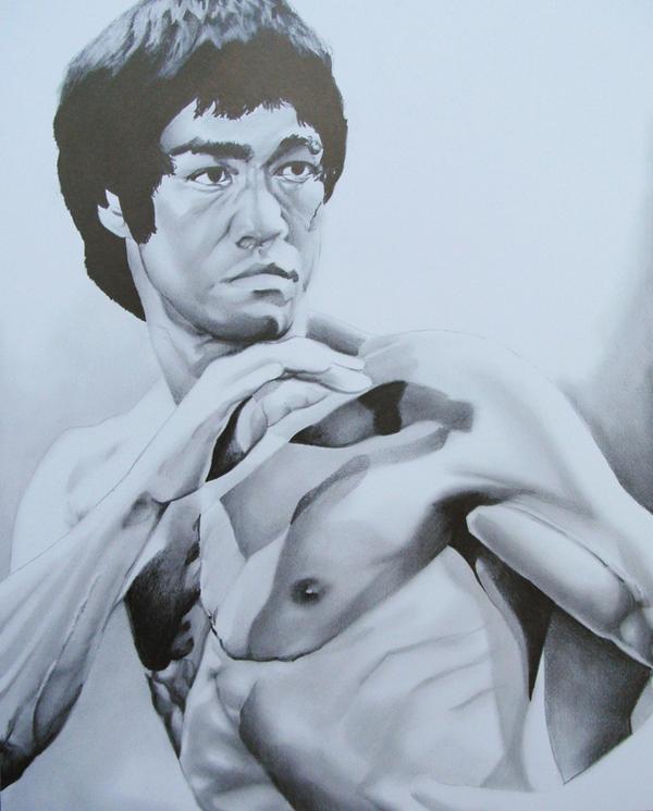 Bruce Lee 2 by DavidS65