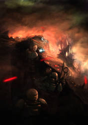 Imperial Firefight by Goottipoju