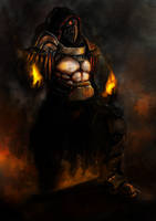 Pyromancer by Goottipoju