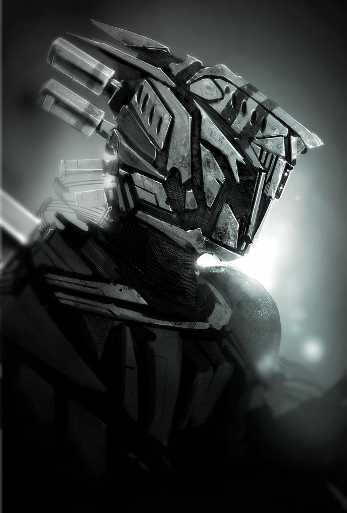 Cyborg by Goottipoju