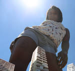 Black Giantess 3 by Alberto62