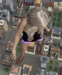Giantess 92 by Alberto62