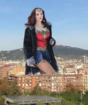 Giant Wonder Woman 2
