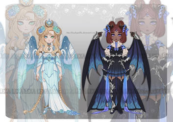 Angel-Devil[Auction][CLOSED] by lexadoptables
