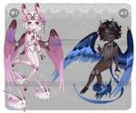 Bunny and Cat Da-ri [Auction][CLOSED]