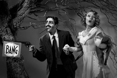 Groucho hijinx by impureacts