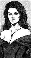 Melisande -sketch-