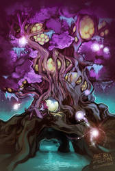 Stormsong's Tree by zeldyn