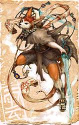 Cloud Rider -finale- by WhiteRum