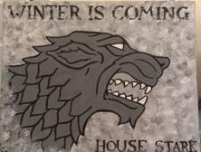 Winter is Coming by STARLAAA