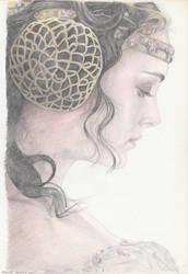 Padme Amidala by dawndelaney