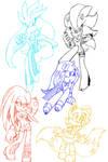 Sonic_Female Version