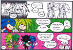 Sonic and Shadow Comic: Siblings part 21