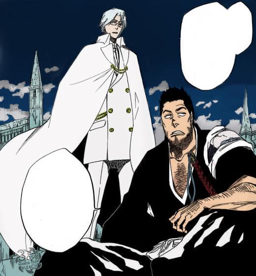 Resultado de imagen para isshin kurosaki y ryuken