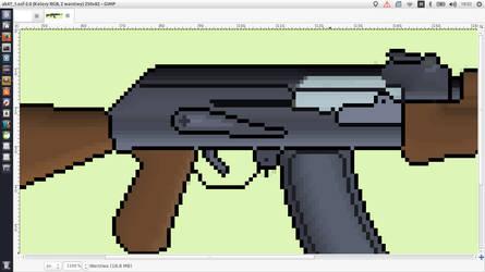 AK 47 project