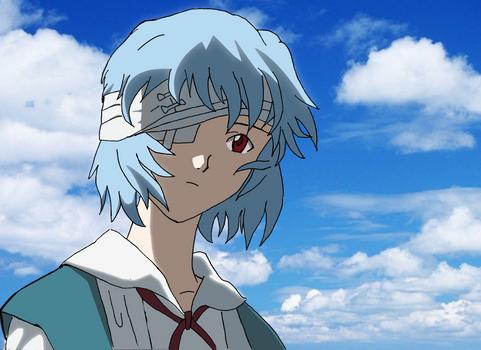 Rei Ayanami ( Rei II )