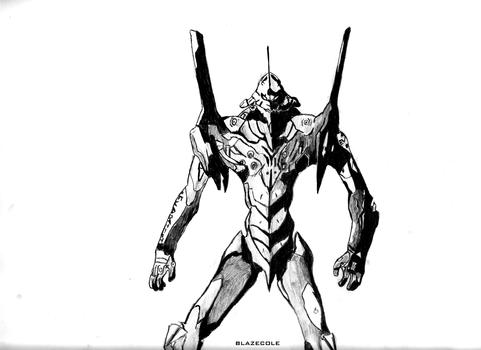 Evangelion 01