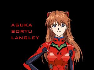 Asuka Soryu Langley (Neon Genesis Evangelion)