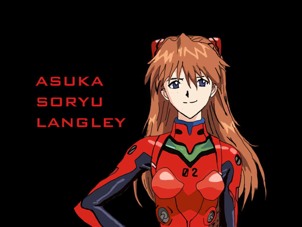 Asuka Soryu Langley Neon Genesis Evangelion by BlazeCole ...