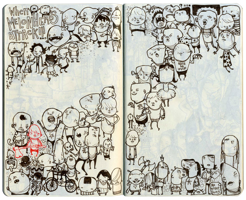 Pg. 10 by TimBeard