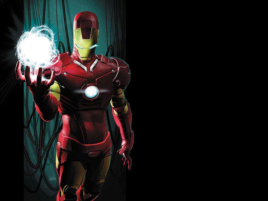Ultimate Iron Man by Kerochris