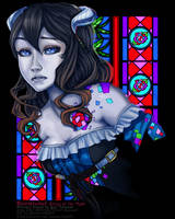 Monthly Fanart Request: Bloodstained: RotN by MandarinSwift