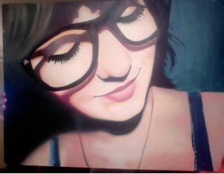 Hipster Glasses by LMtanner24