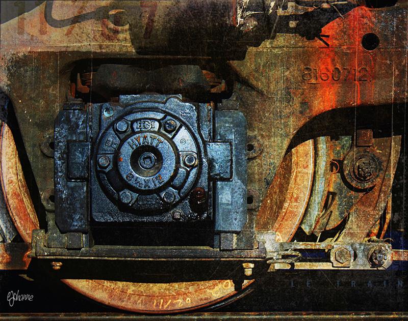 Le Train by ejohanne