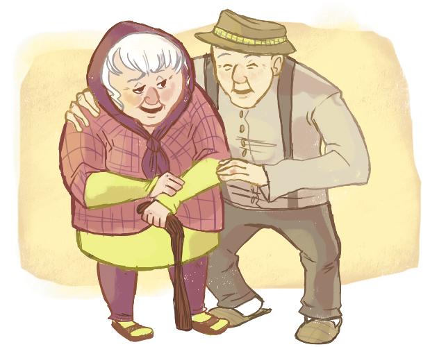 Et la vie continue ... Old_couple_by_starsweep-d479x01