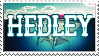 Hedley Stamp by starsweep