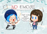 Life Is Strange: NO EMOJI