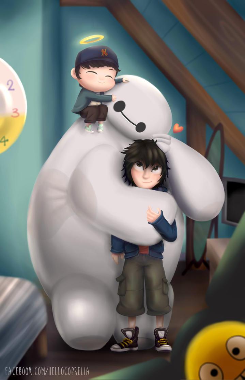 Would you like a hug? by idyllicisabel