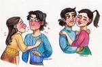 Hamliza Watercolors