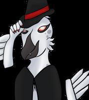 OC-tober #11 Snow Bird