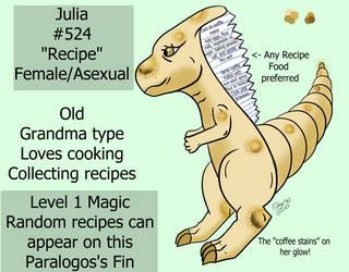 Julia Ref by Fulgarite