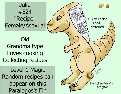 Julia Ref
