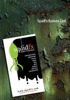 SquidFx Business Card by SquidFx