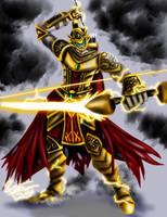 Arjuna by crucafix