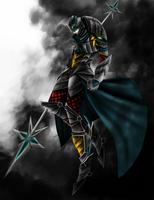 Dragonknight Regalia by crucafix
