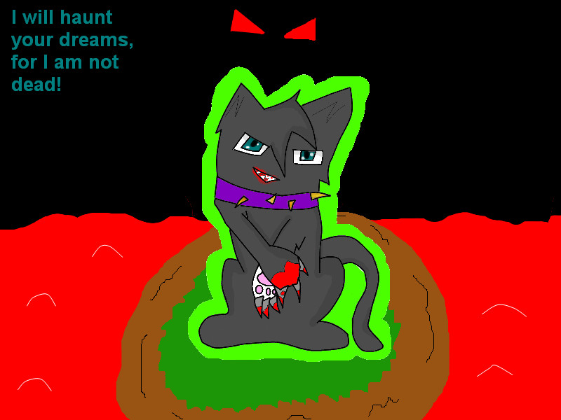 Warrior cats Scourge by Sad Warrior Cat Outlines
